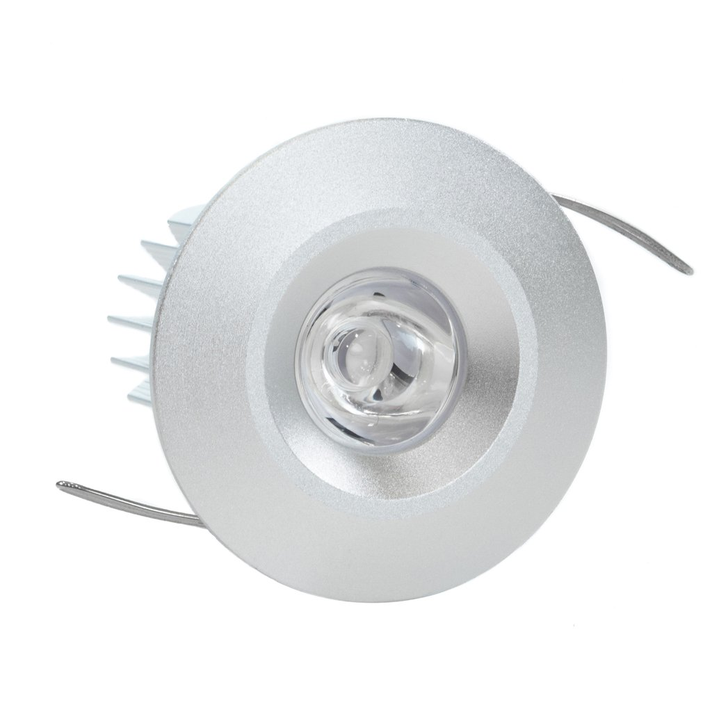 Image of: 2 Led Niche Recessed Downlight Ultra Bright 3w Aspectled