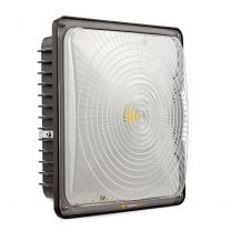Low Profile 70W LED Parking Ramp / Canopy Light (Equal to 175-200W)